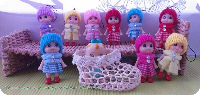 Здравствуй СМ. Покажу Вам прибавление малышей в моем кукольном семействе. фото 5