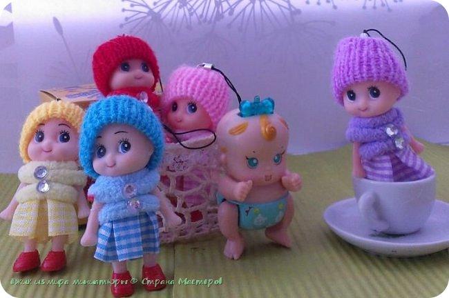 Здравствуй СМ. Покажу Вам прибавление малышей в моем кукольном семействе. фото 4
