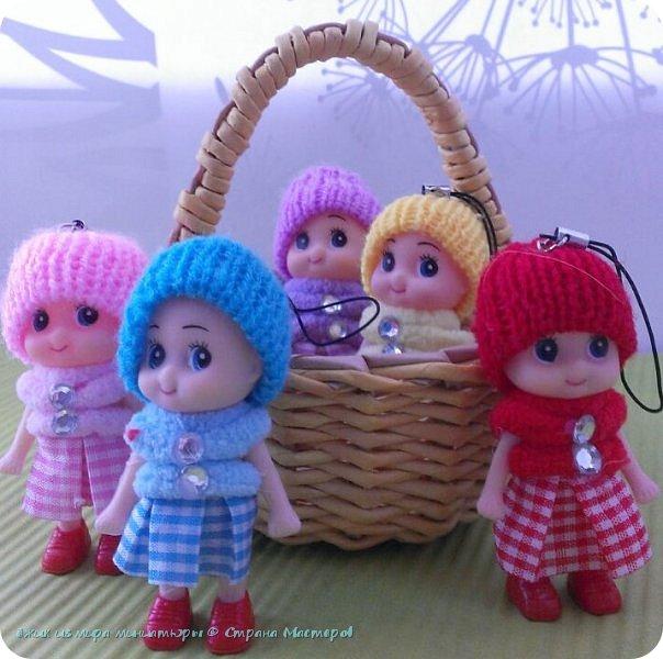 Здравствуй СМ. Покажу Вам прибавление малышей в моем кукольном семействе. фото 1
