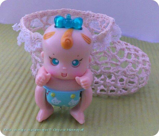 Здравствуй СМ. Покажу Вам прибавление малышей в моем кукольном семействе. фото 2