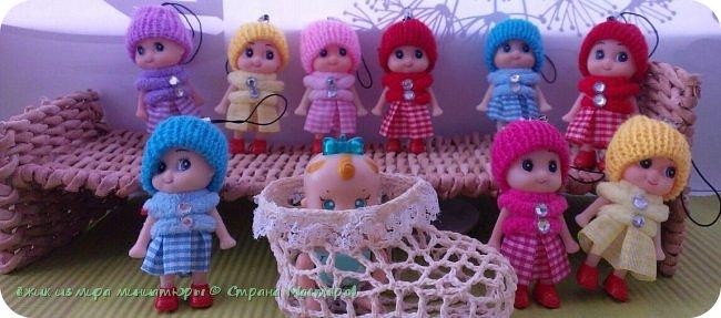 Здравствуй СМ. Покажу Вам прибавление малышей в моем кукольном семействе. фото 6