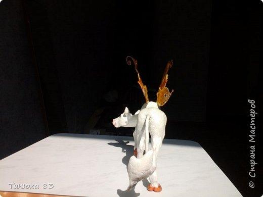 Здравствуйте, жители Страны мастеров! Подскажите пожалуйста,чего не хватает этой корове? фото 3