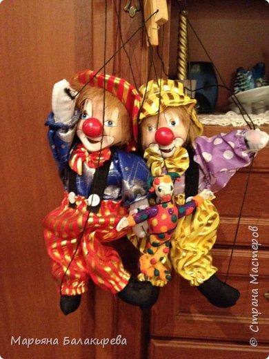 Как я и обещала в прошлом блоге сегодня я выкладываю клоуна сделанного мной 4 года назад. фото 3