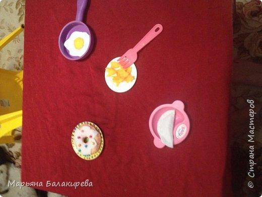 В этом блоге я покажу еду из фетра . Я ее сшила из фетра своими руками для своей младшей сестры. фото 2