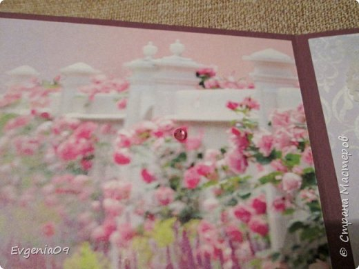 Всем, всем здравствуйте! Уже давно влюбилась в открытку   Светланы http://stranamasterov.ru/node/227686?c=favorite,  а тут и случай удачный подвернулся, юбилей у коллеги! Вот решила сделать что-то наподобие... фото 7