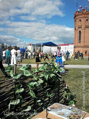 Доброго времени суток,Страна Мастеров.Вот так судьба забросила меня в Тобольск.Из семи регионов прибыли казаки и творческие коллективы. фото 4