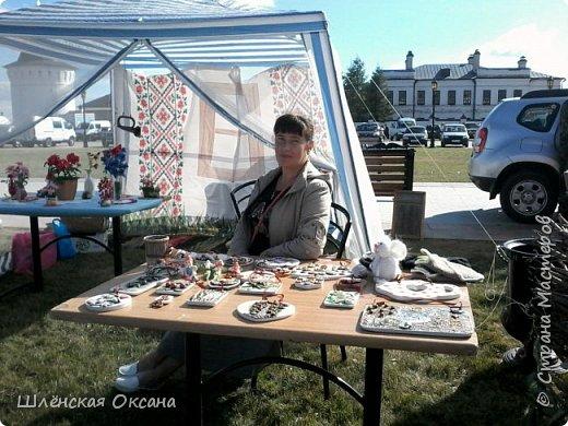Доброго времени суток,Страна Мастеров.Вот так судьба забросила меня в Тобольск.Из семи регионов прибыли казаки и творческие коллективы. фото 9