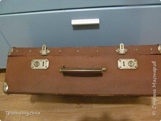 Жил был чемодан, грустный и коричневый... фото 1