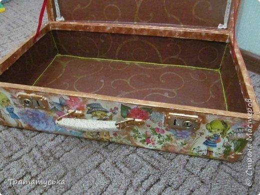 Жил был чемодан, грустный и коричневый... фото 4