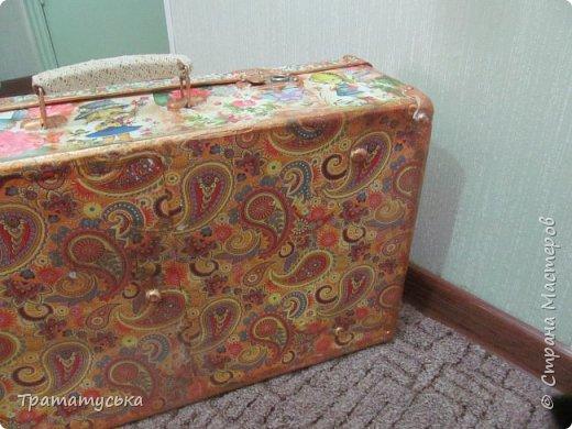 Жил был чемодан, грустный и коричневый... фото 7