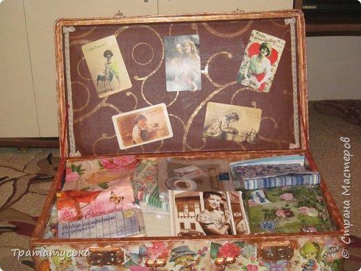 Жил был чемодан, грустный и коричневый... фото 12