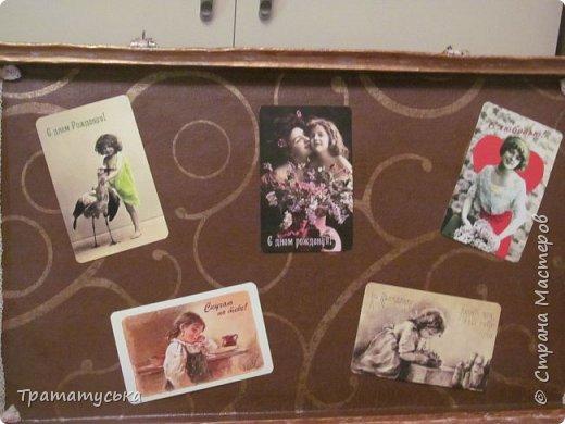 Жил был чемодан, грустный и коричневый... фото 13