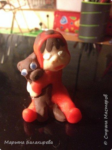 Делала этих малышей для кукол. Это первый зовут его Сашенька. Сделала я его в 2014 году. фото 3