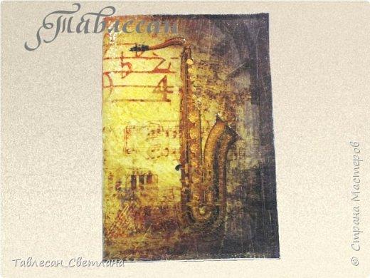 Обложки в технике декупаж. Почти все обложки с объемными элементами, прорисовкой контурами и пр. декором 1. Ван Гог. Ирисы фото 31