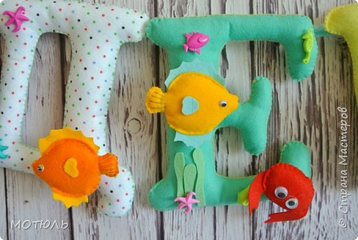 Добрый день страна!!Покажу сегодня свое шитье. Это именные гирлянды из фетра, декоративные цифры на рождение малышей и подушечки . фото 1