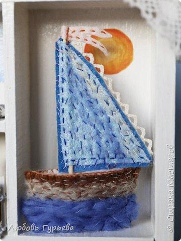 Воспоминание о море. Домик с морскими припасами. фото 6