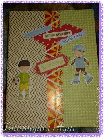 Открытка и мини топик магнит по летнему обмену открытками фото 12