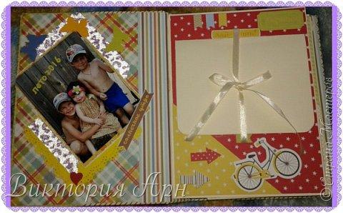 Открытка и мини топик магнит по летнему обмену открытками фото 13