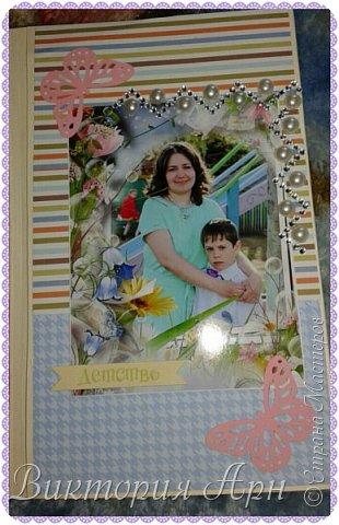 Открытка и мини топик магнит по летнему обмену открытками фото 15