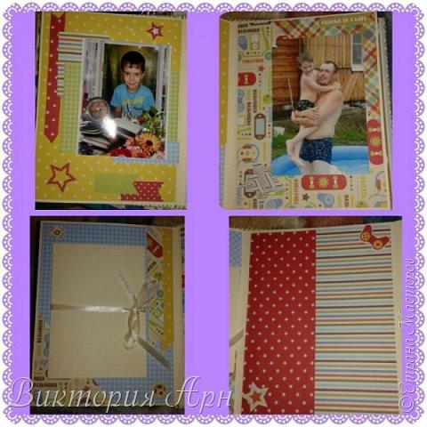 Открытка и мини топик магнит по летнему обмену открытками фото 16