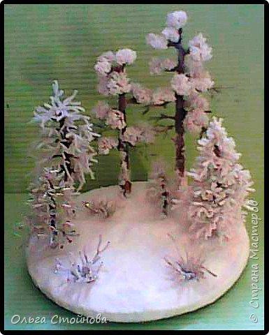 Большое спасибо Мастерице Larum http://stranamasterov.ru/node/798464 за ее прекрасную работу. Очень долго я хотела сотворить что-то подобное. Конечно до оригинала далеко,но я старалась. фото 4
