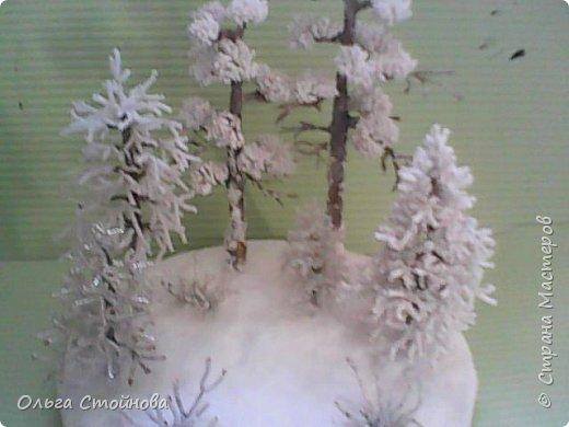Большое спасибо Мастерице Larum http://stranamasterov.ru/node/798464 за ее прекрасную работу. Очень долго я хотела сотворить что-то подобное. Конечно до оригинала далеко,но я старалась. фото 9