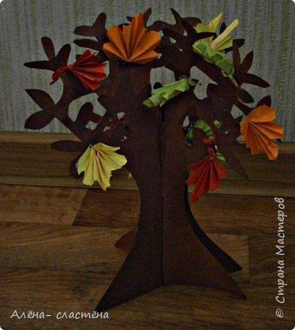 Осеннее дерево фото 8