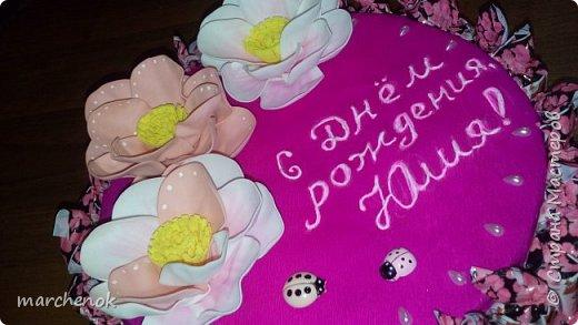 Всем привет! Делюсь с вами своими конфетными тортиками фото 1