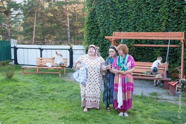 Обещанный вот здесь http://stranamasterov.ru/node/1044710 фотоотчет о продолжении дня-сюрприза.. Фотографии Константина Рейхберга, комментарии мои. фото 56
