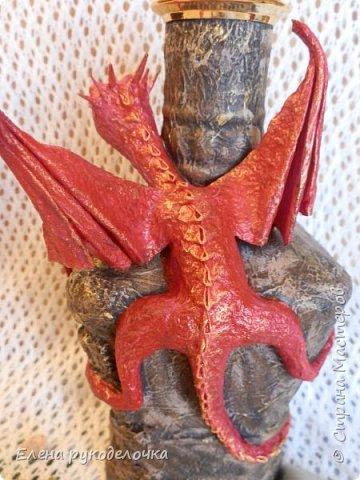 Здравствуйте, гости дорогие! Очень давно я мечтала обзавестись драконом. Та-да-да-дам!!! Встречайте вот и он. фото 8