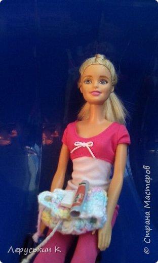 Привет,Страна мастеров. Сегодня я расскажу о путешествие моей куклы. Смотрим. фото 15