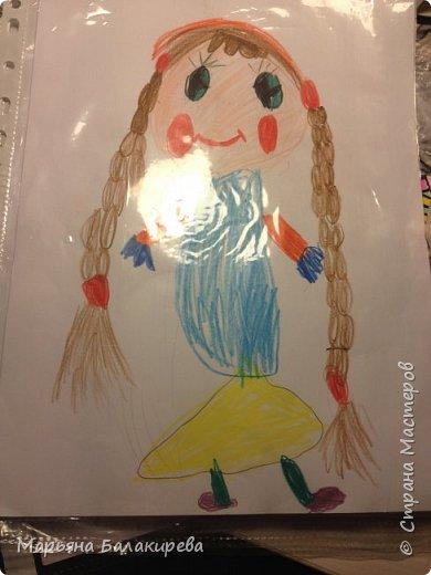 В этой записи я бы хотела разместить работы моей младшей сестры ( 5 лет ).Вот этого зайчика она сделала из соленого теста. фото 6