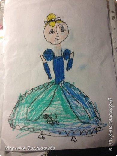 В этой записи я бы хотела разместить работы моей младшей сестры ( 5 лет ).Вот этого зайчика она сделала из соленого теста. фото 4