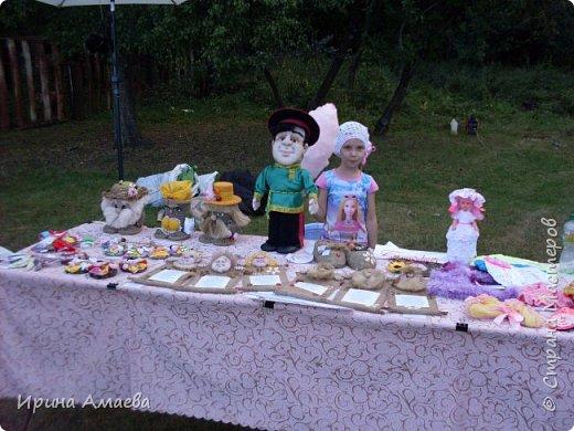 "Наш стол на фестивале "" Мы - потомки казаков!"" фото 1"