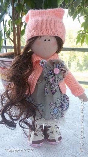Страна добрый день! Сегодня я покажу свои первые куколки, очень давно я хотела попробовать и вот они!!!  фото 4