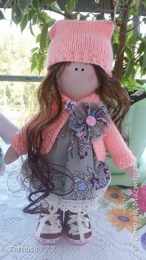 Страна добрый день! Сегодня я покажу свои первые куколки, очень давно я хотела попробовать и вот они!!!  фото 3