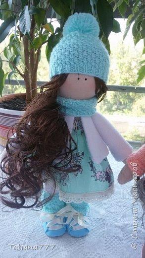 Страна добрый день! Сегодня я покажу свои первые куколки, очень давно я хотела попробовать и вот они!!!  фото 2