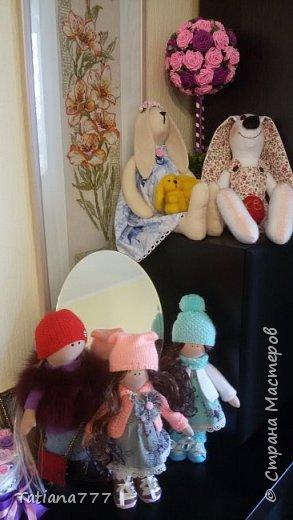 Страна добрый день! Сегодня я покажу свои первые куколки, очень давно я хотела попробовать и вот они!!!  фото 7