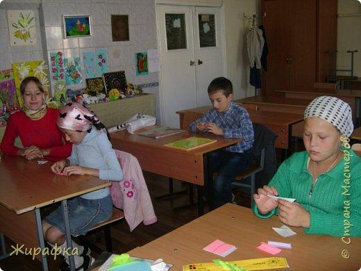 Готовимся к школе. Закладки по мотивам берестяного плетения. фото 2