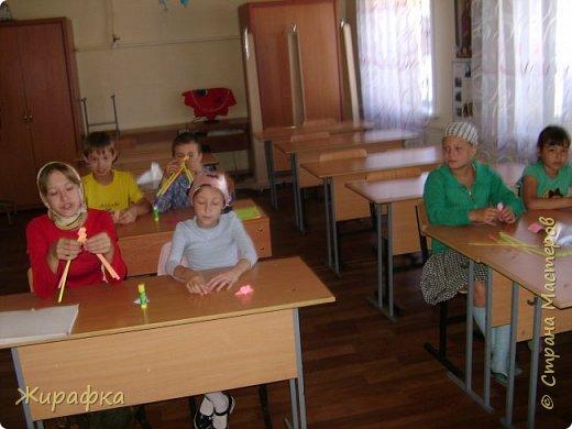 Готовимся к школе. Закладки по мотивам берестяного плетения. фото 4