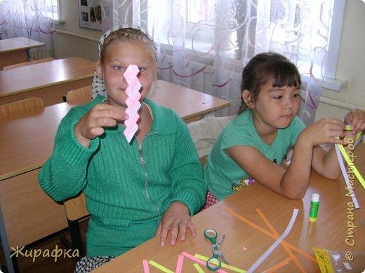Готовимся к школе. Закладки по мотивам берестяного плетения. фото 9