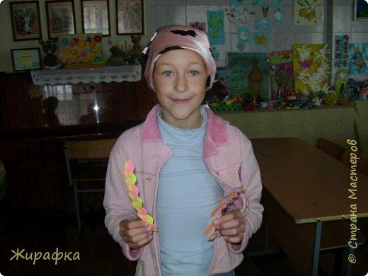 Готовимся к школе. Закладки по мотивам берестяного плетения. фото 14