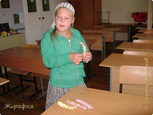 Готовимся к школе. Закладки по мотивам берестяного плетения. фото 15