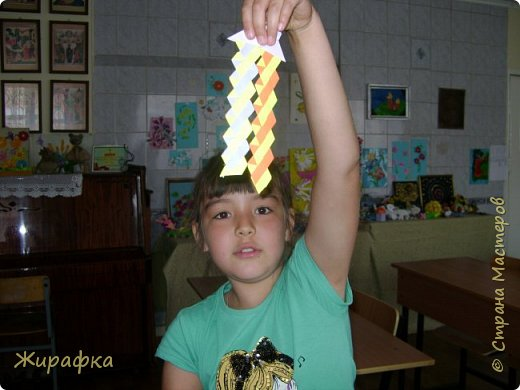 Готовимся к школе. Закладки по мотивам берестяного плетения. фото 17