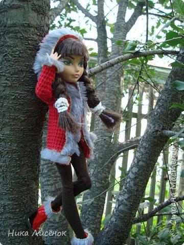 Приветствую жителей СМ!!! Сегодня я и моя модель Чериз продемонстрируем такое пальто.  фото 3