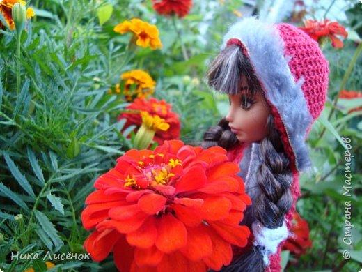 Приветствую жителей СМ!!! Сегодня я и моя модель Чериз продемонстрируем такое пальто.  фото 9