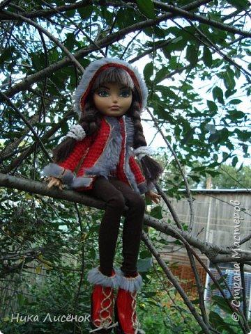 Приветствую жителей СМ!!! Сегодня я и моя модель Чериз продемонстрируем такое пальто.  фото 5