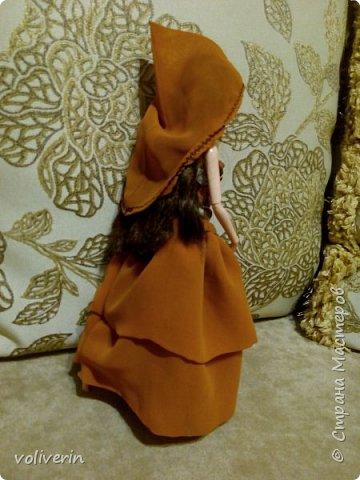 Я снова дорвалась до шитья, моя Эбби богатеет с каждым днём. Пока идеи не кончается, гардероб будет пополнятся фото 8
