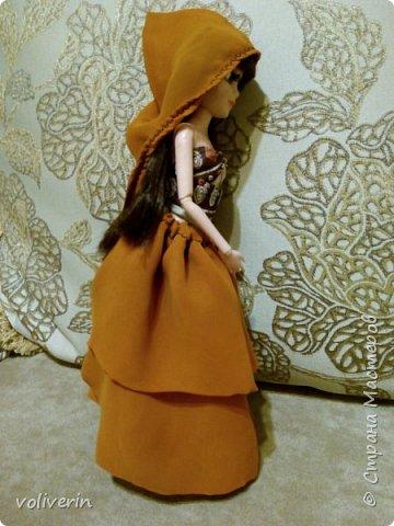 Я снова дорвалась до шитья, моя Эбби богатеет с каждым днём. Пока идеи не кончается, гардероб будет пополнятся фото 9