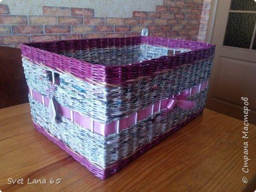 Короб большой для вещей. фото 1
